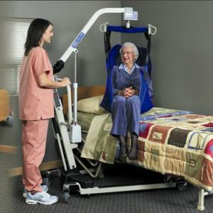 Patient Lift Rental at The Comfort Zone in Port Alberni BC, Vancouver Island