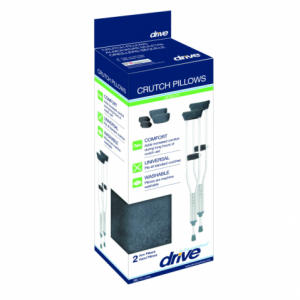 Axillary crutch pillow kits are available at The Comfort Zone Mobility Aids & Spas in Port Alberni, Vancouver Island, BC. Call for information and pricing 250 724 4477 or email info@albernicomfortzone.com