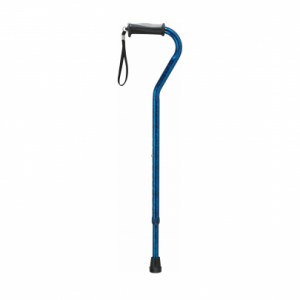 RTL10372 Aluminum Offset Handle Canes with Gel Grip are available at The Comfort Zone Mobility Aids & Spas in Port Alberni, Vancouver Island, BC. Call for information and pricing 250 724 4477 or email info@albernicomfortzone.com