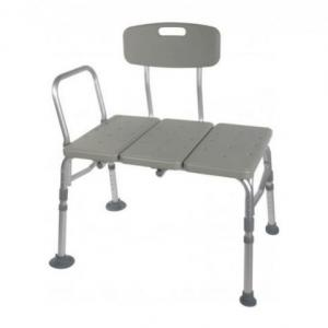 Transfer Bench at The Comfort Zone Mobility Aids & Spas in Port Alberni, Vancouver Island BC