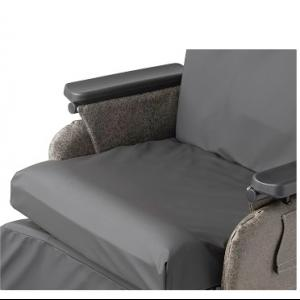 BRODA APP Cushion is designed exclusively to work with Broda chairs, the Additional Positioning Padding package helps optimize individual immersion, alignment and pressure redistribution by working in harmony with our Comfort Tension Seating®