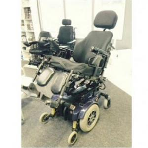 Tilt Power Chair Rentals at The Comfort Zone Mobility Aids & Spas in Port Alberni, Vancouver Island BC