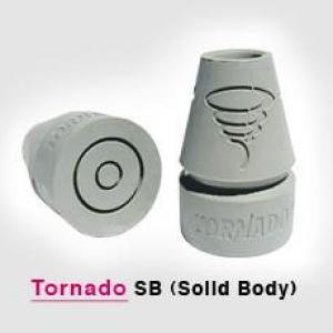 Tornado Tips SB Solid Body Crutch Tips are made with high grade rubber for superior flexibility, better ground contact and extremely longer wear. Available at The Comfort Zone Mobility Aids & Spas in Port Alberni, Vancouver Island, BC. Call for information and pricing 250 724 4477 or email info@albernicomfortzone.com