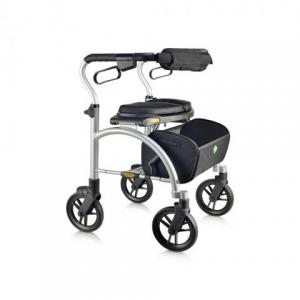 4 Wheel Walker TALL with Brakes