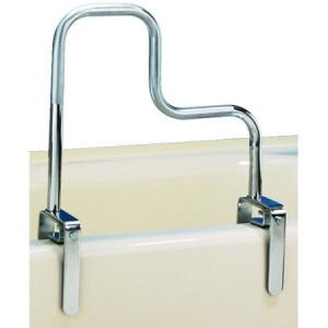Tri Grip clamp on Tub Rail at The Comfort Zone Mobility Aids & Spas in Port Alberni, Vancouver Island, BC