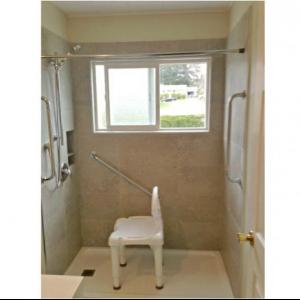 Custom Walk in showers at The Comfort Zone Mobility Aids & Spas in Port Alberni, Vancouver Island, BC