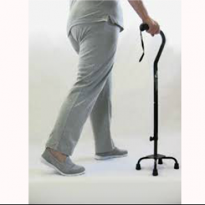Quad Cane rentals at The Comfort Zone Mobility Aids & Spas in Port Alberni, Vancouver Island BC