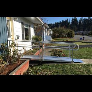 EZ-ACCESS Ramp Installation