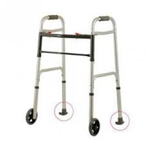 2 Wheel Walker with Skis rental at The Comfort Zone Mobility Aids & Spas in Port Alberni BC Vancouver Island