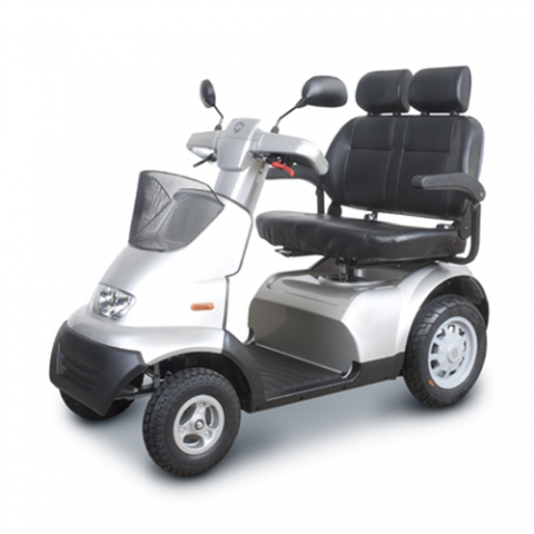 Proudrider AFIKIM Breeze S with Double seat