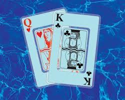 Aqua Living Waterproof Playing cards
