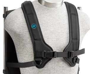 male chest harness