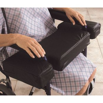 wheelchair safety positioner